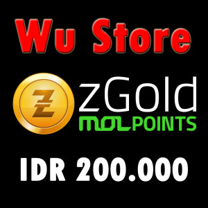 MOL Points IDR 200.000