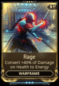Rage (MAXED)