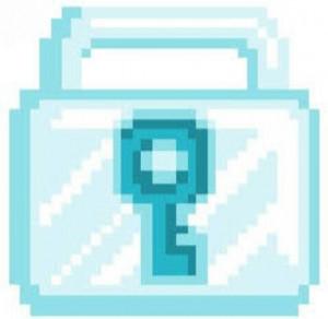 Diamond lock grosiran 10 item!