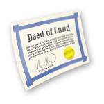Akta Tanah (Land Deed)