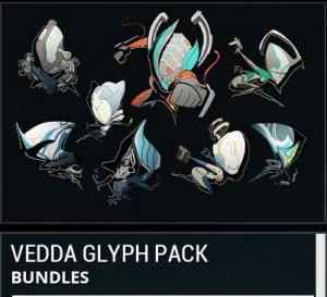 Vedda Glyph Pack