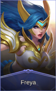 Unlock Freya + Diamonds