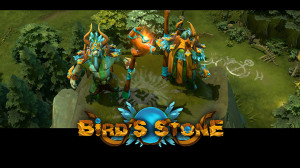 Bird's Stone (Nature's Prophet Set)