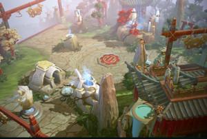 The King's New Journey (Terrain)