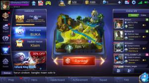 Hero30 Skin13 Emblem49 | Hero GG Murah Meriah