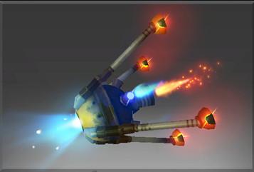 Genuine Paraflare Cannon (Immortal Clockwerk)