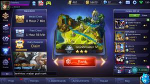 Mobile Legend Level 30 Murah