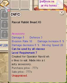 Rascal Rabbit Bread.XG+0 (RRB)