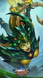 Bladed Mantis (Elite Skin Karrie)
