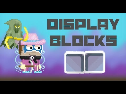 growtopia display block
