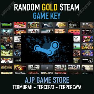 Random GOLD PREMIUM Steam Key Global 1 Key