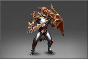 Armor of Sir Davion Set (Dragon Knight Set)