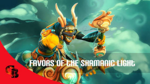 Favors of the Shamanic Light (Shadow Shaman Set)