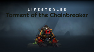 Torment of the Chainbreaker (Lifestealer Set)