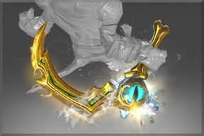 Genuine The Golden Barb of Skadi (Immortal Slark)