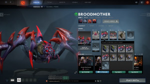 The Brood Queen (Broodmother Set)