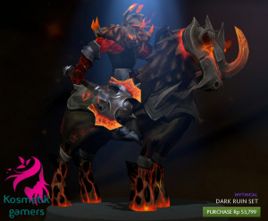 Dark Ruin (Chaos Knight Set)