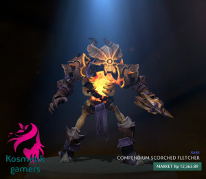 Compendium Scorched Fletcher (Clinkz Set)