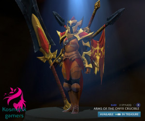 Arms of the Onyx Crucible (Legion Commander Set)