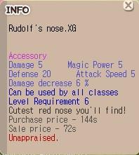 Rudolf Nose.XG