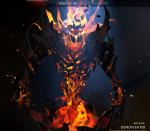 Demon Eater (Arcana Shadow Fiend)