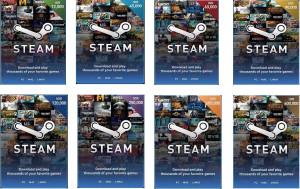 Steam Wallet Code - IDR 60.000