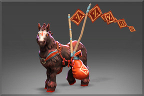 Genuine Redhoof (Courier)