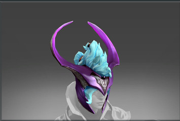 Infused Helm of the Dark Moon Stalker (Luna)