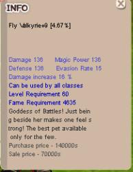 Fly valk+9 polos