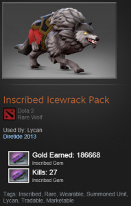 Icewrack Pack (Lycan)