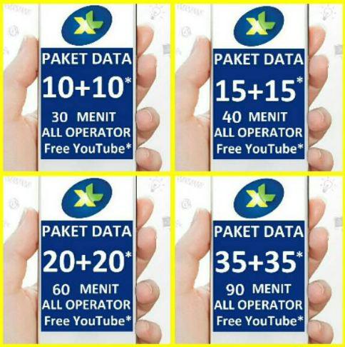 XTRA COMBO 15 GB