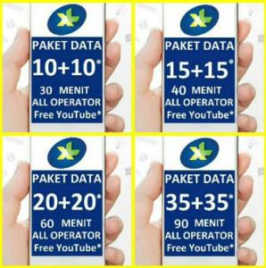XTRA COMBO 35 GB
