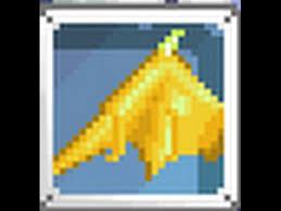 Golden Razor Wing