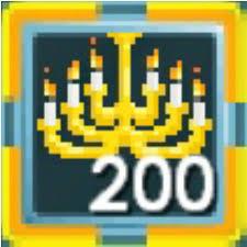 Chandelier Block (200)