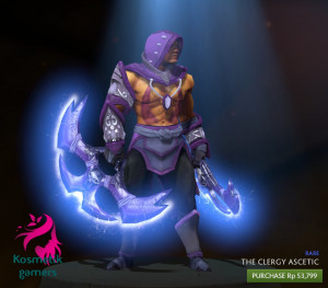 The Clergy Ascetic (Anti-Mage Set)
