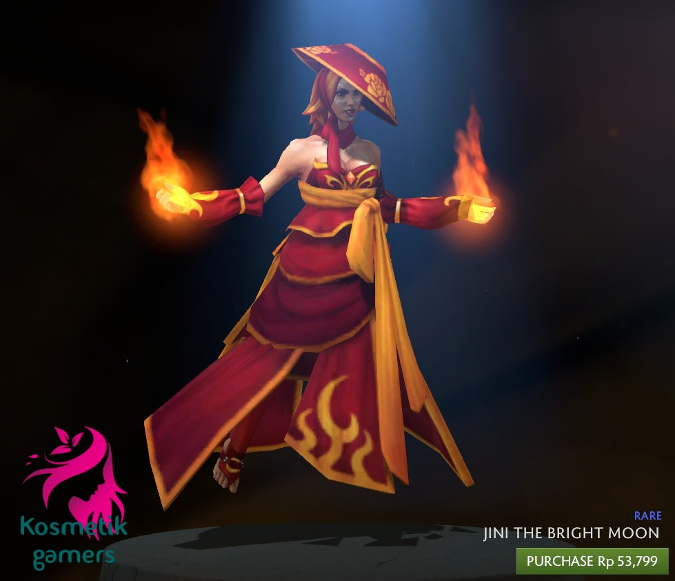 Jini The Bright Moon (Lina Set)