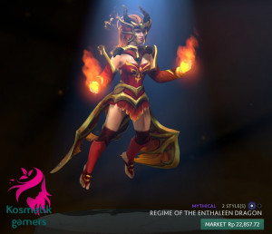 Regime of the Enthaleen Dragon (Lina Set)