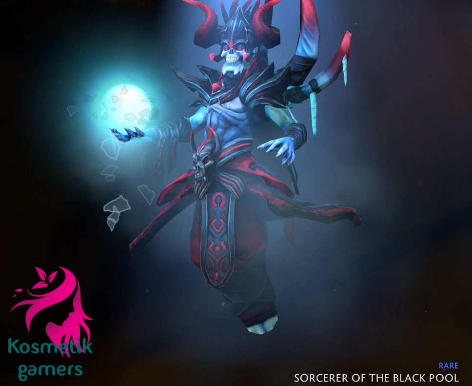 Sorcerer of the Black Pool (Lich Set)