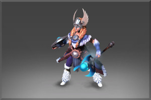 Winter's Warden (Crystal Maiden Set)