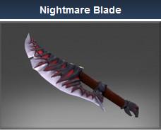 Nightmare Blade (Axe)