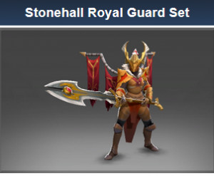 Stonehall Royal Guard (Legion Commander Set)