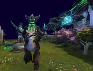 Sentinel of the Lucent Gate (Outworld Devourer Set)