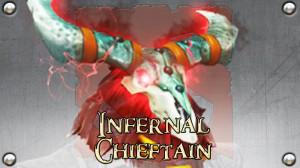 Inscribed Infernal Chieftain (Immortal Centaur)