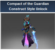 Compact of the Guardian Construct Style Unlock (Razor Set Unlock)