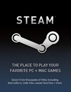 Steam Wallet Code - IDR 120.000