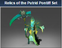 Relics of the Putrid Pontiff (Nechrophos) KINETIC
