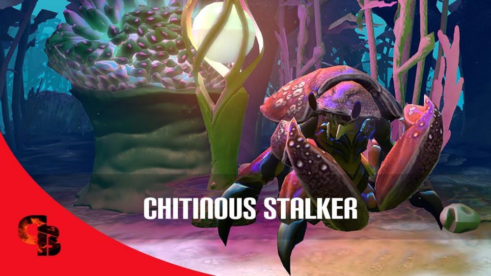 Chitinous Stalker (Nyx Assassin Set)