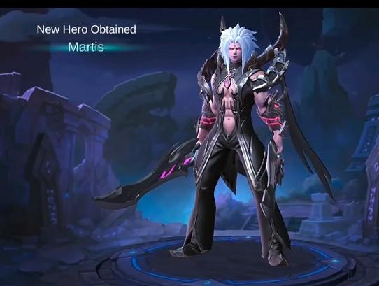 Martis (Fighter)