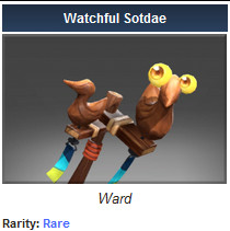 Watchful Sotdae (Ward)