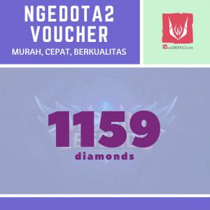 Top Up 1159 Diamonds